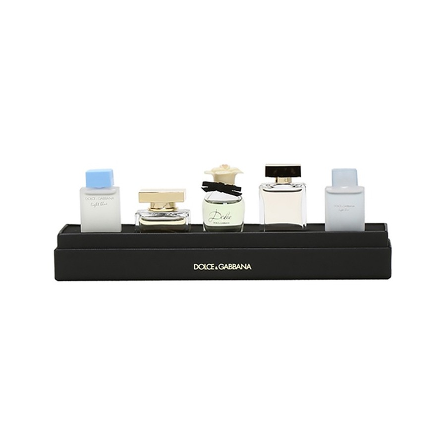 Dolce & Gabbana Mini Set 5pc