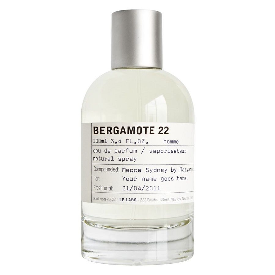 Le Labo Grasse New York Bergamote 22 EDP